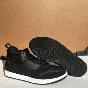 NIKE JORDAN FADEAWAY Basketball Shoes Black/White
